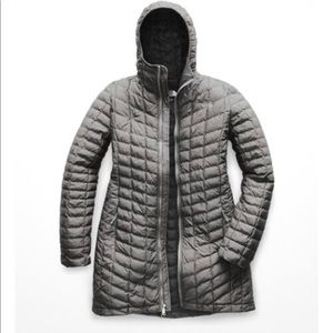 Northface Thermoball Long Classic Parka